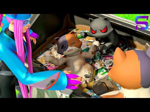 BIG SISTER PROBLEMS - KIT'S FAMILY ABANDON HIM.. ( Fortnite Short )