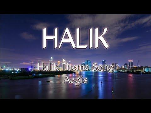 Download Halik lyrics (Halik theme song)-Aegis