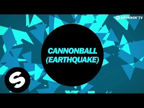 Showtek & Justin Prime ft. Matthew Koma - Cannonball (Earthquake) [Lyric Video]
