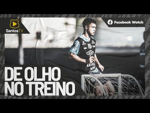 DE OLHO NO TREINO   29/09