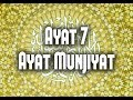 Download Mp3 AYAT 7 | AYAT MUNJIYAT