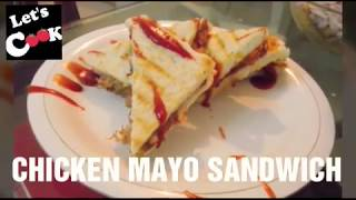 CHICKEN MAYO SANDWICH[RAMADAN SPECIAL] BY LET