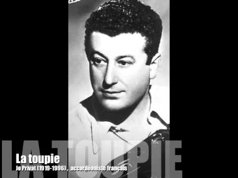 La toupie - Jo Privat