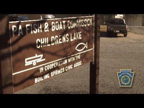 Children's Lake Trout Stocking