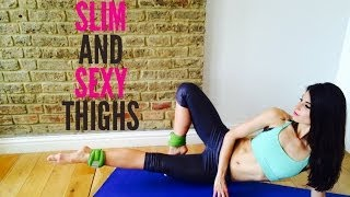 Slim and Sexy Thighs Workout