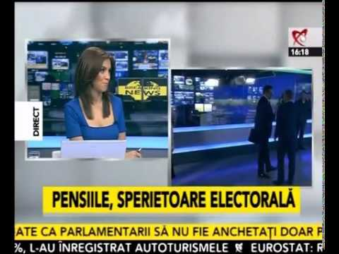 Radu Magdin la Realitatea TV / 12 noiembrie 2014