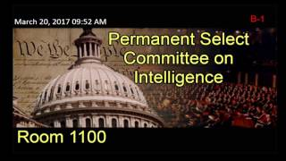 Open Hearing on Russian Active Measures Investigation - Monday March 20, 2017