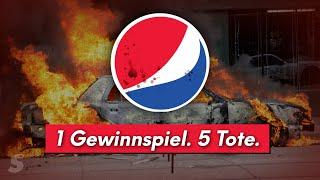 Wie Pepsi tödliche Proteste verursacht hat