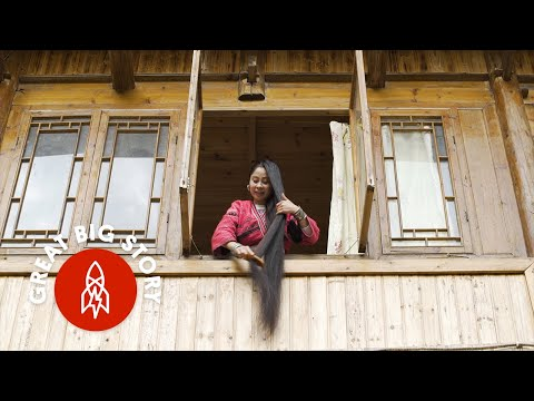 China's Village of Real-Life Rapunzels