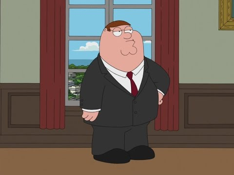 Family Guy - Peter's Scratch and Sniff