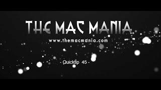 MAC OS X Yosemite Tutorial:Was ist das Trackpad und wie funktioniert es