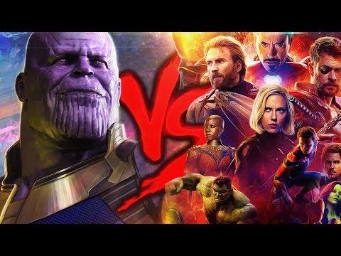 Vingadores Vs Thanos Duelo De Titas 7 Minutoz Letras Mus Br