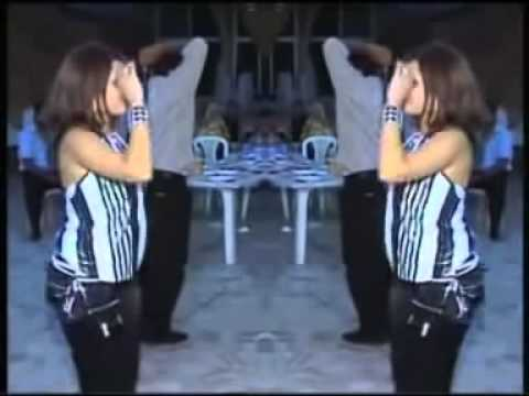 Saria al sawass arabic singer dancing live