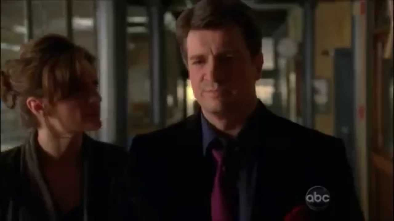 richard castle and kate beckett relationship test