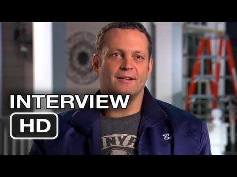The Watch - Vince Vaughn Interview - HD Movie