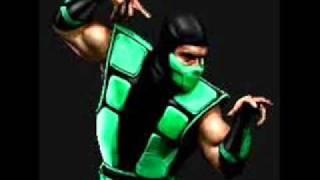 Reptail Theme - Mortal Combat