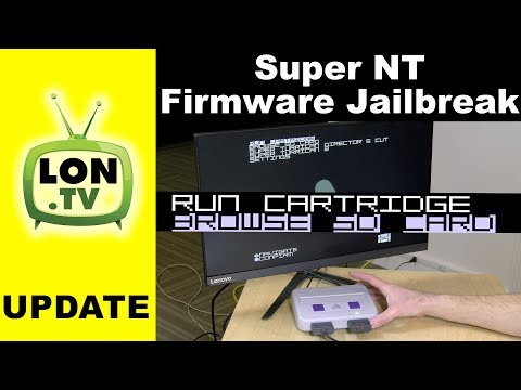 Analogue Super NT: New Firmware Allows SD Card Game Rom Loading