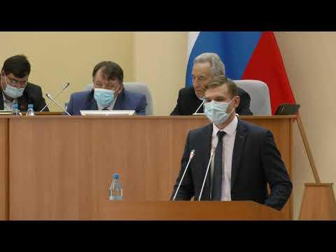 Евгений Челтыгмашев задал главе Хакасии вопросы о деятельности аэропорта Абакан