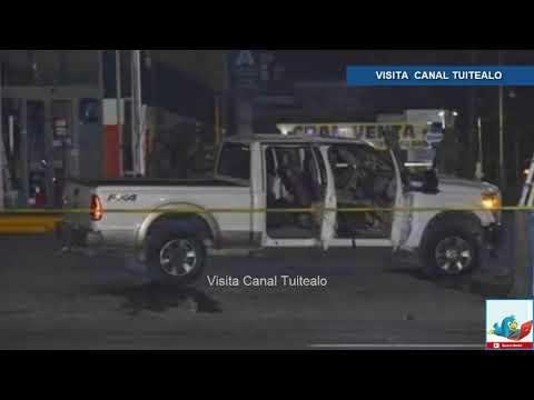 Emboscadas a marinos en Nuevo Laredo dejan cinco muertos y 12 heridos Video