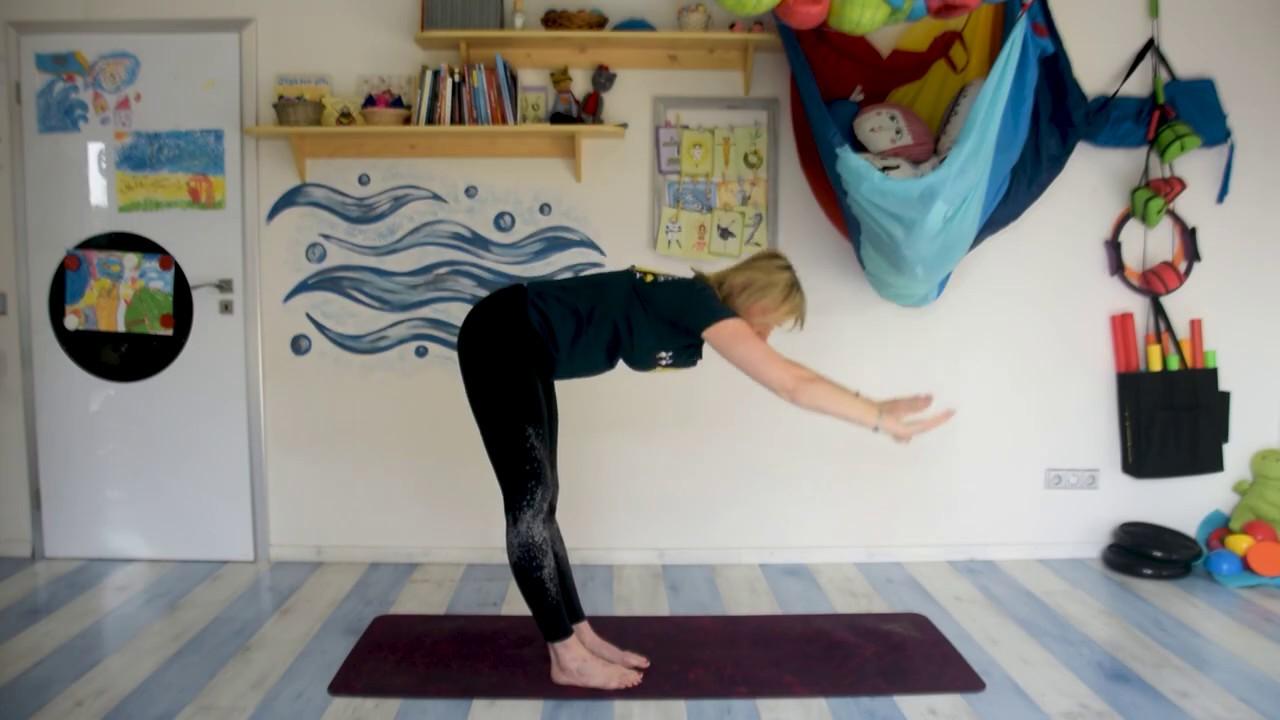 Nový Videoblog: zacvičte si jógu z domova