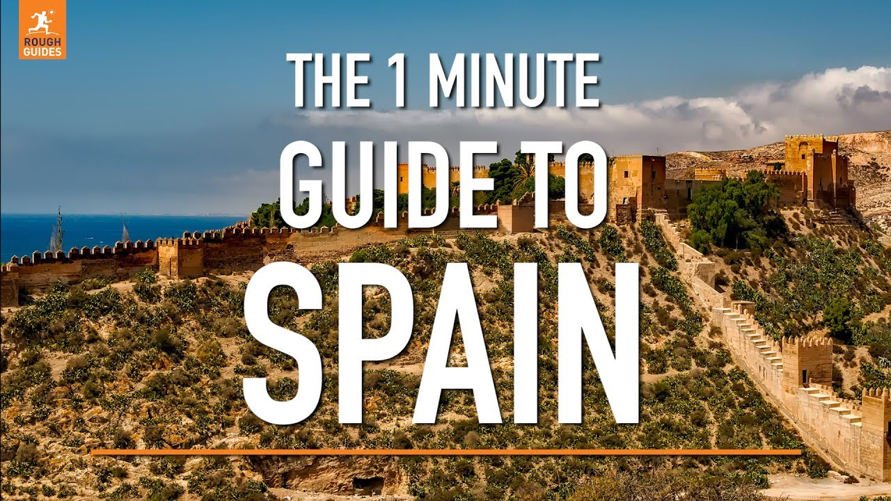 The rough guide to spain: rough guides,: 9781409369134: blackwell's.