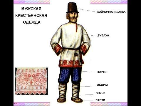 Русский национальный костюм каков он есть