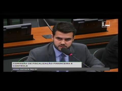 FISCALIZAÇÃO FINANCEIRA E CONTROLE - Reunião Deliberativa - 06/06/2018 - 10:20