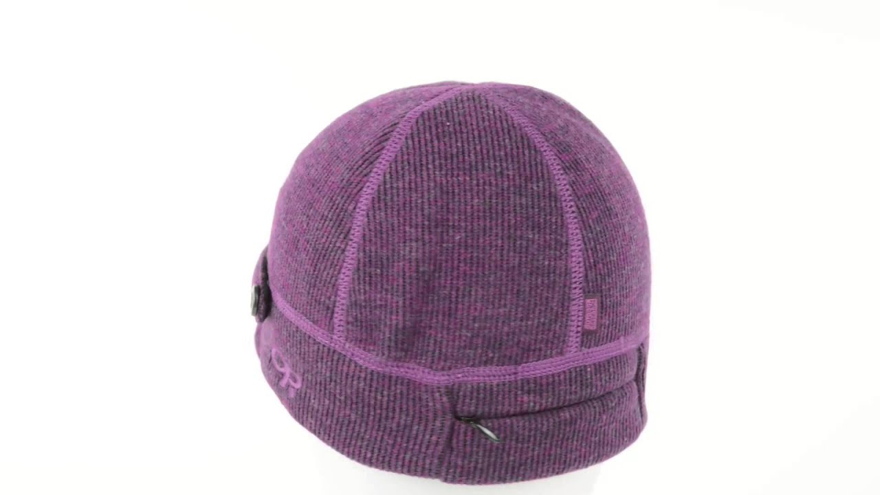 Outdoor Research Flurry Beanie Hat (For Women) - YouTube 0dadf75d486