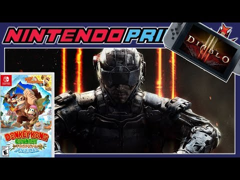 Call of Duty & Diablo III Coming to Switch, Ports Being Overpriced | PRIME NEWS