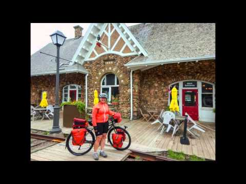 Cycling the Conferderation Trail, PEI - 2015