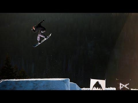 Woodward Tahoe—Burton Rider Week Summer Snowboarding Highlights