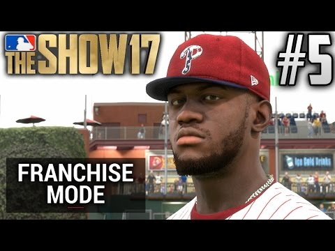MLB The Show 17 Franchise Mode | Philadelphia Phillies | EP5 | STARS AND STRIPES! (G83 S1)
