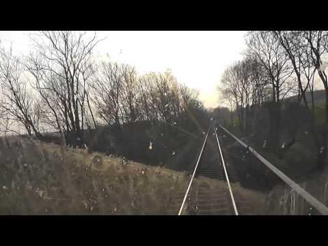 Führerstandsmitfahrt Altenburg - Gera