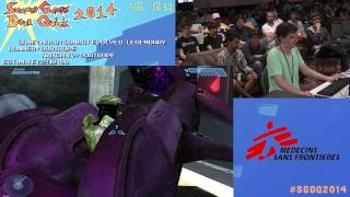 Summer Games Done Quick 2014 - Part 121 - Halo: Combat Evolved