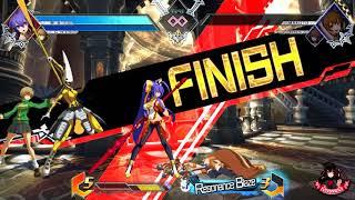 BlazBlue: Cross Tag Battle - Mai Natsume