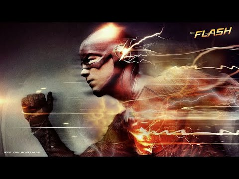 The flash trailer in hindi latest episode...