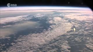 La Tierra vista desde la Estación Espacial Internacional    HD 1080 p