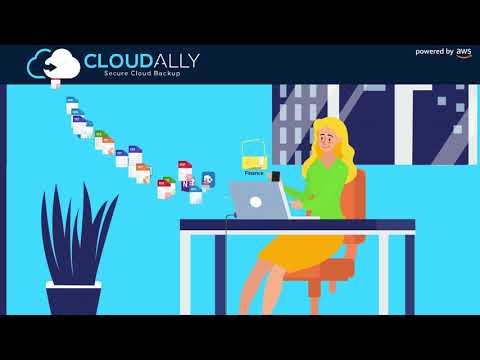 CloudAlly.com - Why Backup?