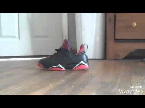 new styles 8b092 fdfa5 Jordan retro 7 low custom