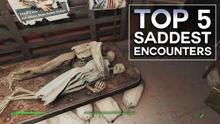 Fallout 4 - Top 5 Saddest Encounters