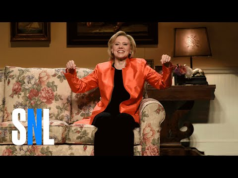 Hillary Clinton Addresses Her Losing Streak Cold Open - SNL