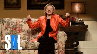 Hillary Clinton Addresses Her Losing Streak Cold Open - SNL