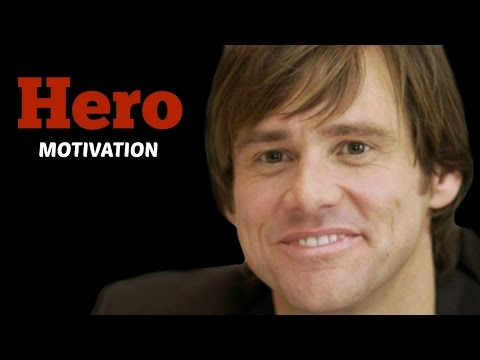 Jim Carrey Motivational Speech 2016- 'Do What You Love'