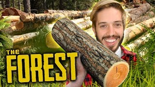 Logging Efficiency | The Forest #7