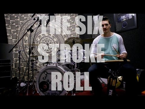DRUM LESSON: The Six Stroke Roll