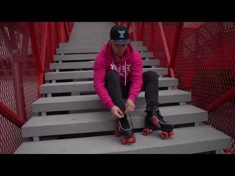 Roller Skates Freestyle Tricks - RioRoller Official (Adam Knop)