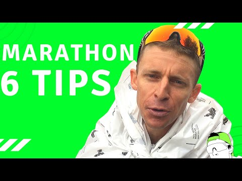6 Tips I wish I had known before Racing a Marathon