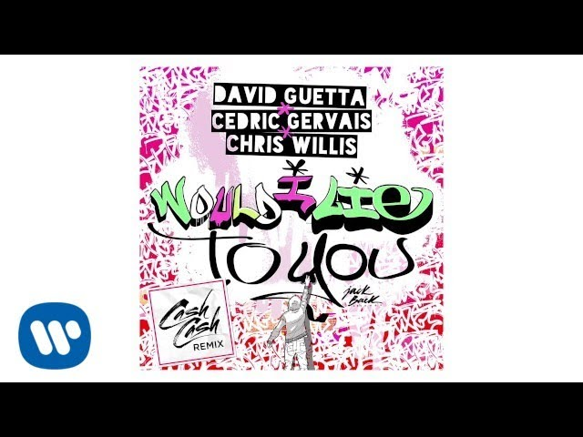 David Guetta Ft Kid Cudi Memories New Album Lyrics