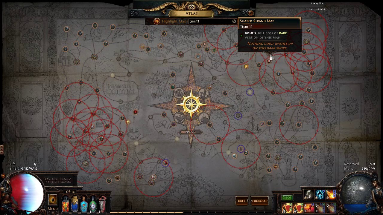 Path of Exile: How to manipulate Atlas map drops   YouTube