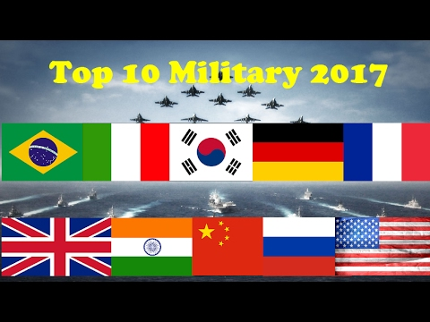 Top Military Power In The World Most Powerful Countries - Most powerful countries in the world 2050 list